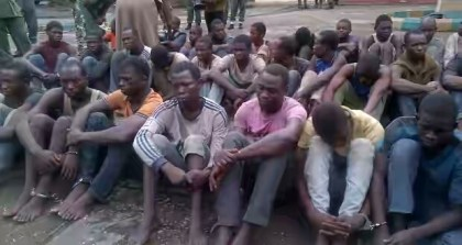 Big Tension, Panic in Nigeria As Zamfara governor frees 100 Fulani bandits from prison, grants them amnesty