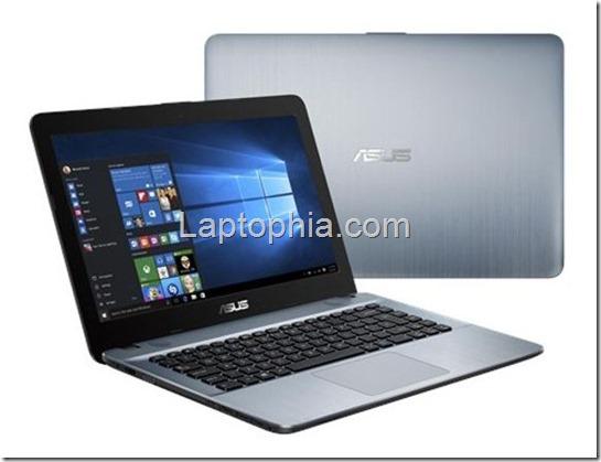 Asus Vivobook Max X441UV Kini Ditenagai Intel Core i3-7100U