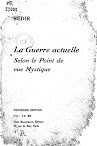 La Guerre Actuelle (1916,in French)