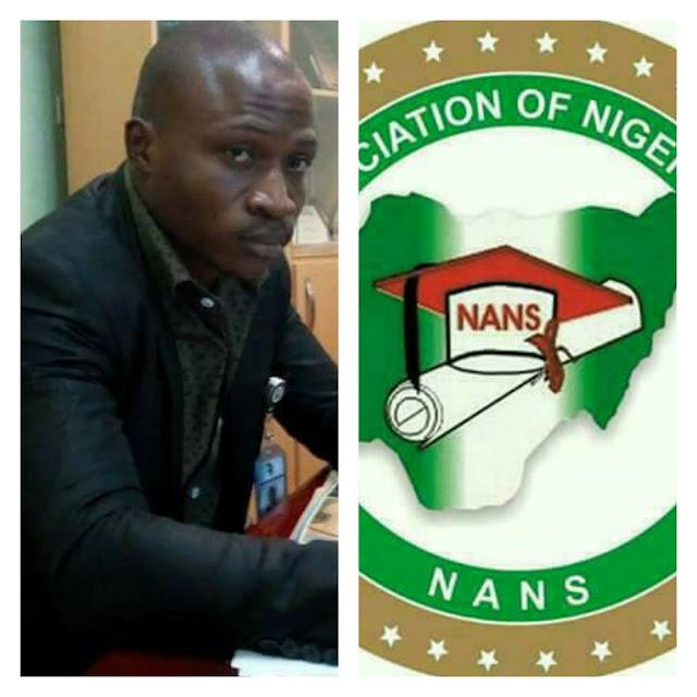 AIG for NANS President