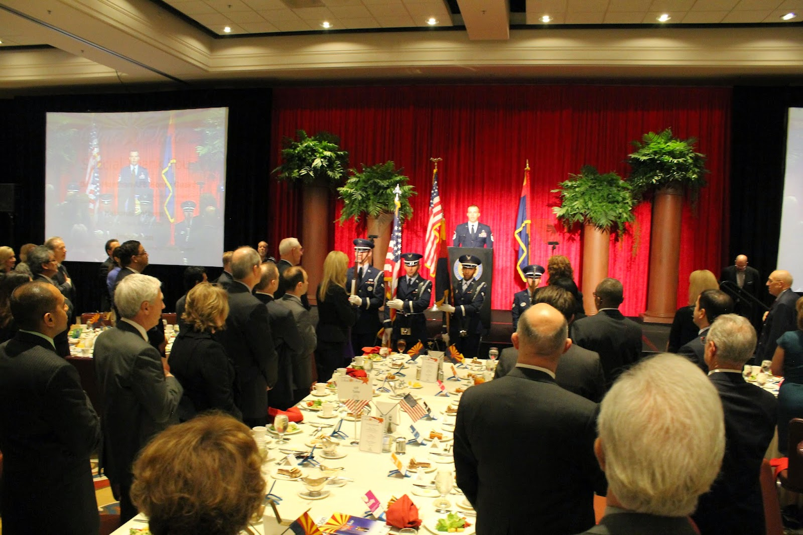 State of the State Luncheon and Address