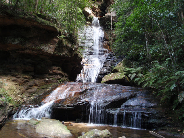 Belmore Falls Walking Track Kangaroo Valley Offers No Shore Of Lookouts And Sensational Southern Highland