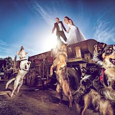 Wedding photographer Marcin Szwarc (szwarcfotografia). Photo of 02.11.2017