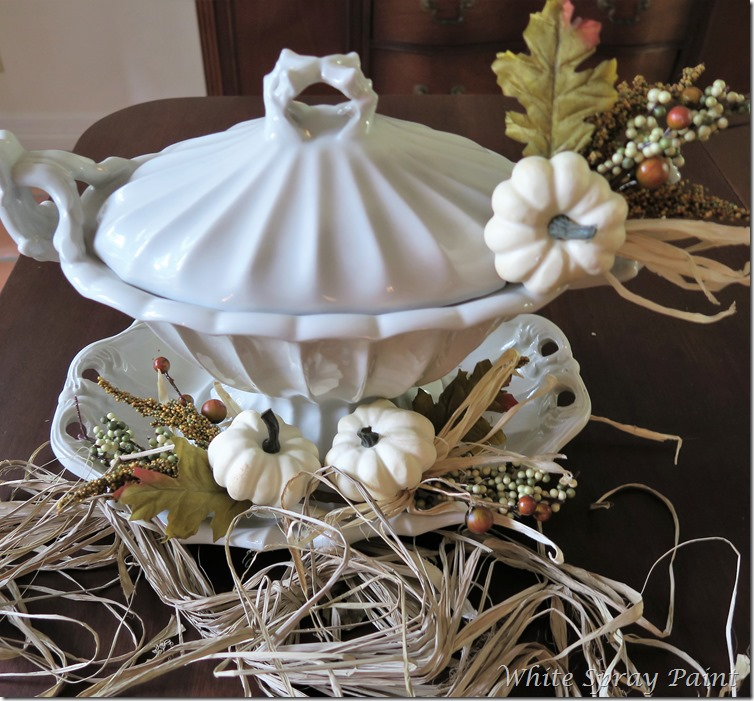 Fall Blog Hop 2016 Tureen