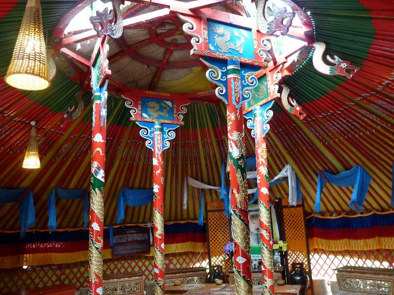 CHINE.YUNNAN.KUN MING Village des minorités 2 - P1270602.JPG