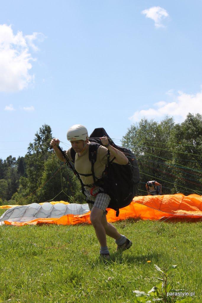 Szkolenia paralotniowe Sierpień 2011 - IMG_7738.JPG