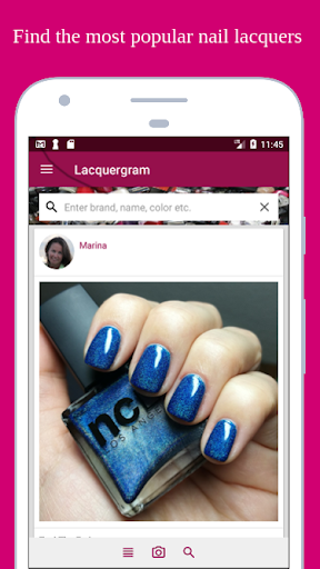Lacquergram: for Nail Polish Lovers 1.40.1 screenshots 1