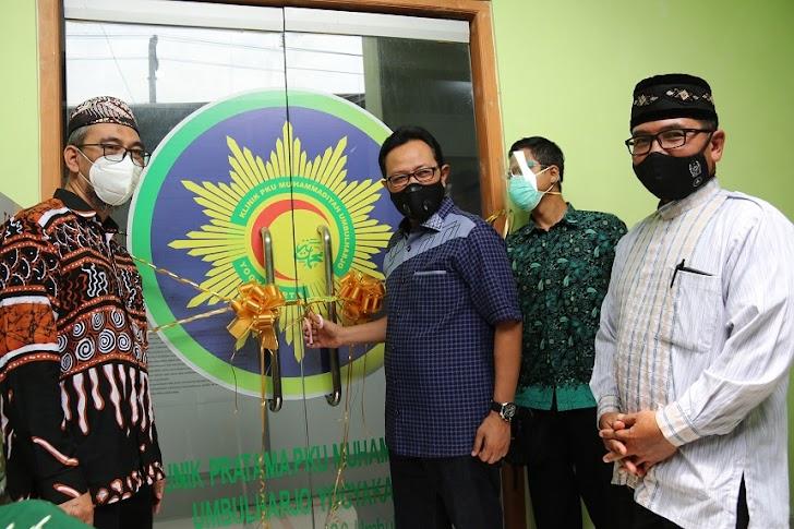Klinik Pratama Umbulharjo PKU Didorong Kembangkan Layanan Online
