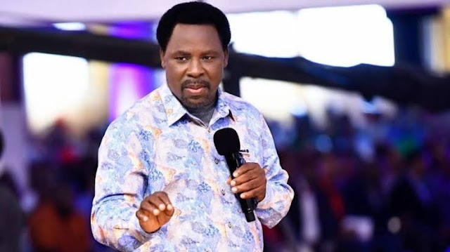 """I'm Ready To Pray For COVID-19 Patients In Isolation Centres"" –TB Joshua"