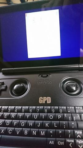 DSC 2035 thumb%25255B3%25255D - 【ガジェット】「GPD WIN ゲームパッドタブレットPC」レビュー。Windows 10搭載+ゲームパッドつきのスーパーゲーミングタブレット!【タブレット/ゲームPC/神モバイル】