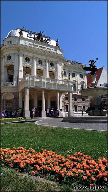 opera de Bratislava