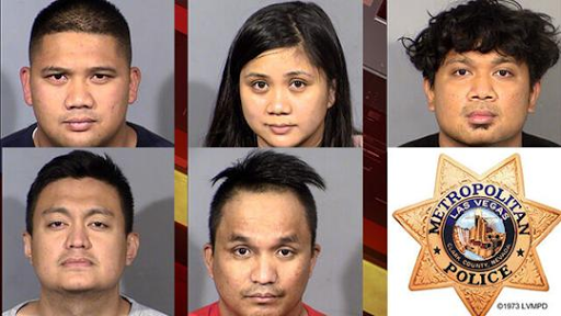 Theft ring involving Las Vegas police officer targeted home improvement stores