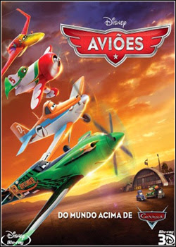 Download - Aviões ( Planes ) – AVI Dual Áudio + RMVB Dublado ( 2013 )