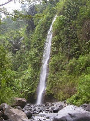 View Air Terjun Tretes Kabupaten Pati
