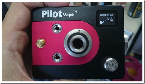 DSC 2934 thumb%25255B2%25255D - 【DIY/ビルド台】「Pilot Vape Coil Magician TAB」と「竹ニカルMOD」レビュー【One Caseさん】