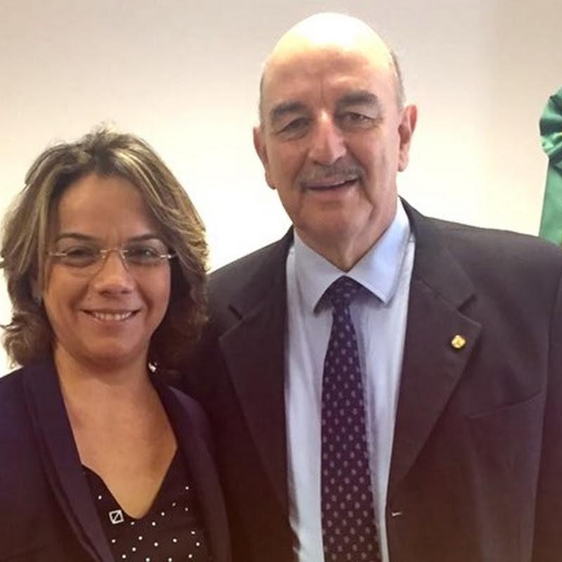 Em Brasília, Larissa Rosado solicita a expansão de programas sociais para o RN