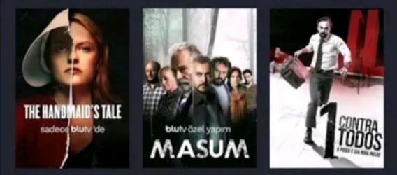 İstediğiniz zaman, istediğiniz filmi izleyin! BluTV