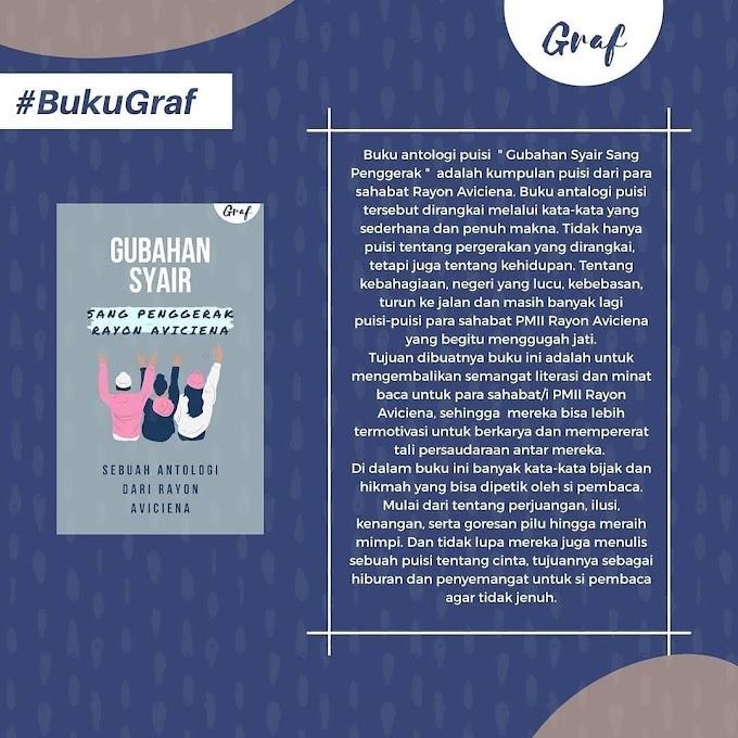 Buku Antologi Puisi Gubahan Syair Avicienna