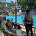 Sasar Objek Wisata Dan Pelabuhan Penyeberangan Bajoe, Ini Yang Dilakukan Personel Brimob Bone
