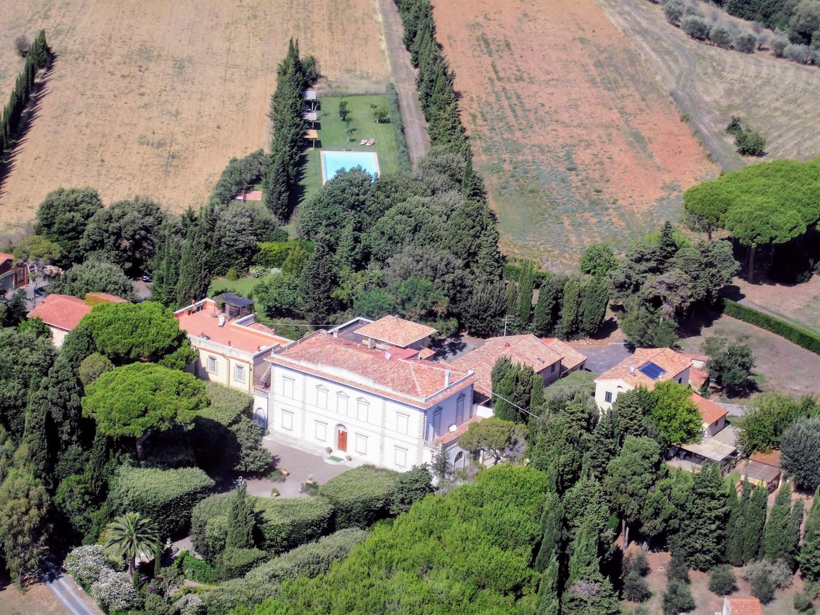 Villa le Casenuove_Castiglioncello_2