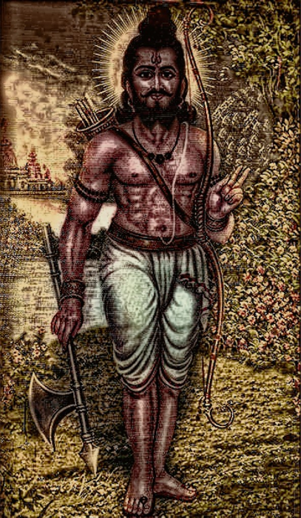 Lord Parashurama's Revolution