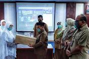 BKKBN Aceh Serahkan Alat Kesehatan Untuk IBI Aceh