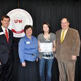 Scholarship Ceremony Spring 2011 - DSC_0084.JPG