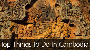 10 Amazing Things to Experience in Cambodia on your Next Holiday