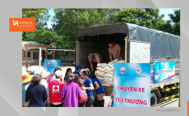 Hỗ trợ hoạt động từ thiện