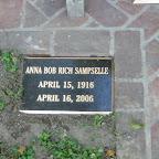 Anna Bob Rich Sampselle Daughter of Anna Gleaves & John Robert Rich, Sr. Mother of Alice Hix Abingdon Epicopal Church Cemetery White Marsh, Gloucester County, Virginia