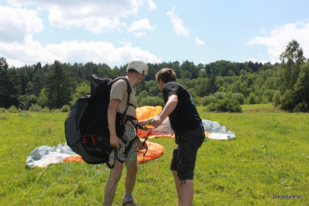 Szkolenia paralotniowe Sierpień 2011 - IMG_7766.JPG
