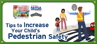 Tips to Increase Your Child's Pedestrian Safety