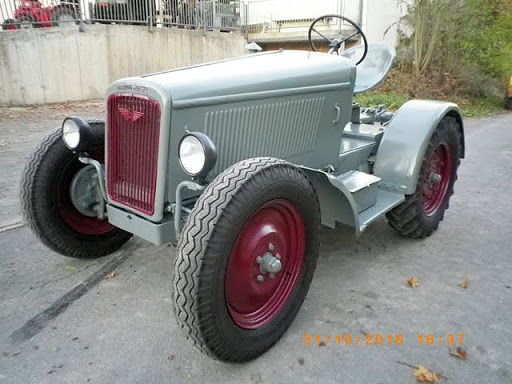 Hanomag RL 20 Bj. 1939