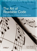 The Art of Readable Code