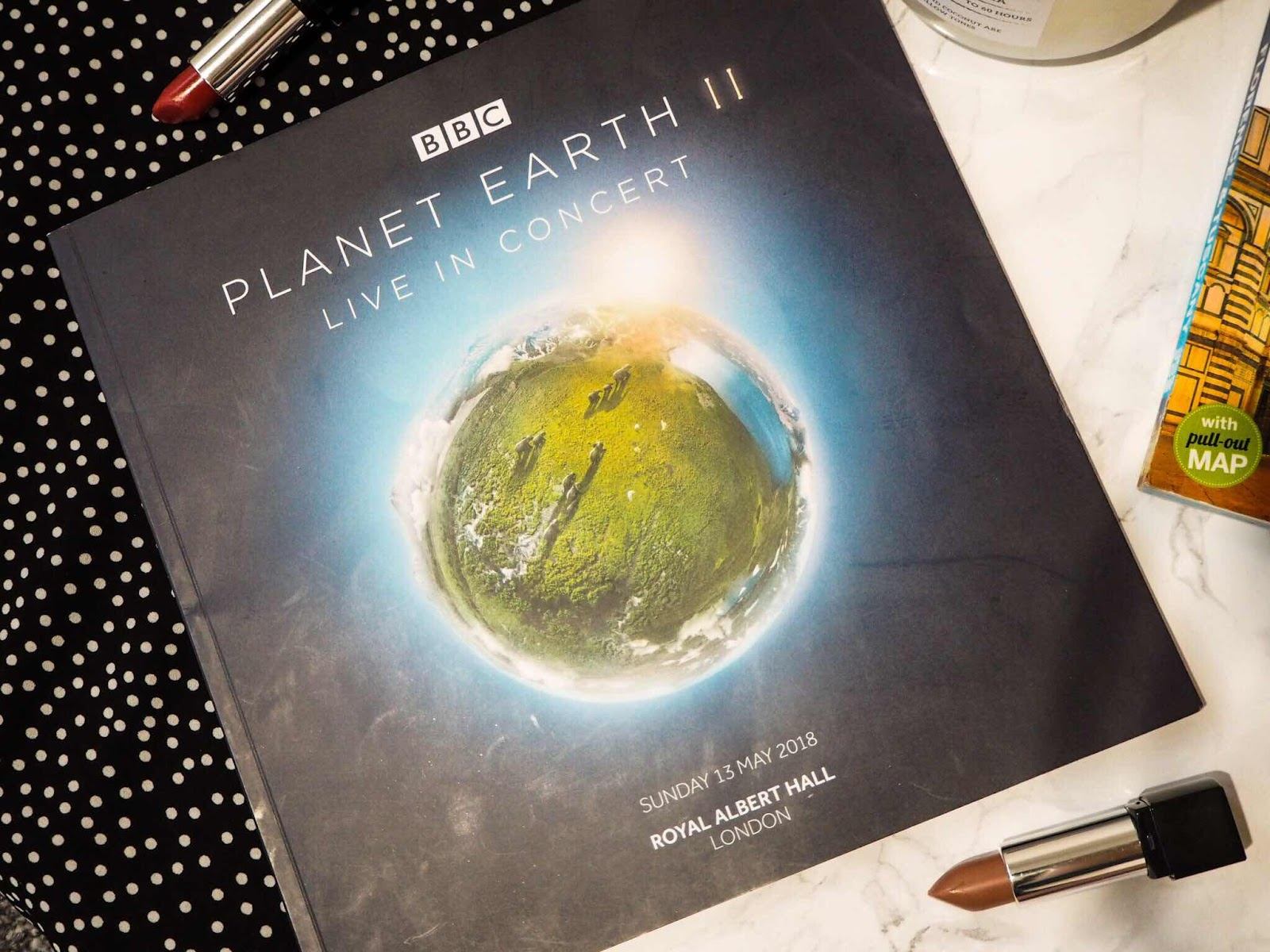 monthly-favourites-lifestyle-blog-london-planet-earth-ii-live-in-concert-royal-albert-hall-hans-zimmer-blue-planet