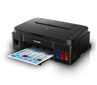 Reset Canon G3000 printer's Ink Pad at the end of it service life error