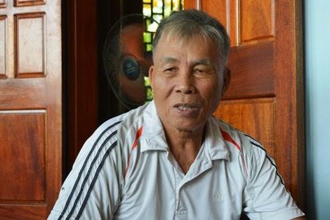 Ong Ho Xuan Huong duoc cong nhan liet si bong tro ve lang sau 50 nam mat tich