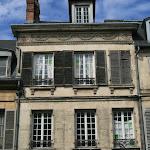 Rue de Paris : maison de style Louis XVI