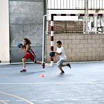 Prebenjamines NBA entrenando
