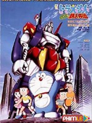 Doraemon Movie 1986: Nobita Và Cuộc Xâm Lăng Của Binh Đoàn Robot