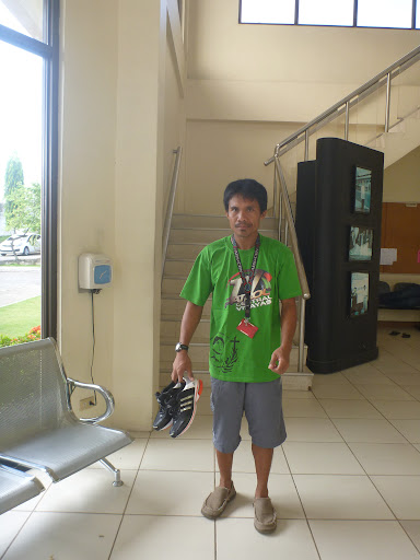 Bayani Alvarez, 1st 100K ultramarathon in Cebu, Century Properties ultramarathon 2011 champion
