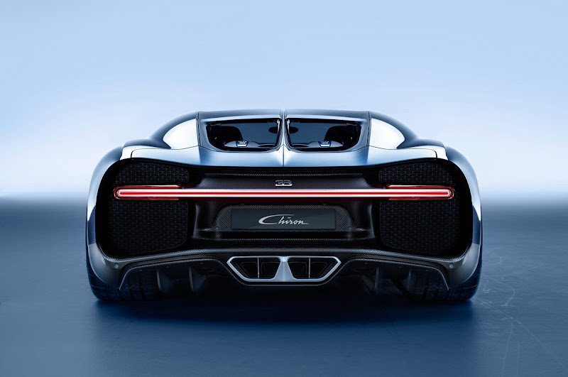 Bugatti Chiron – $2.5 Million (1)