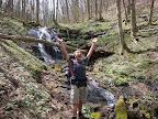 Brandon likes waterfalls