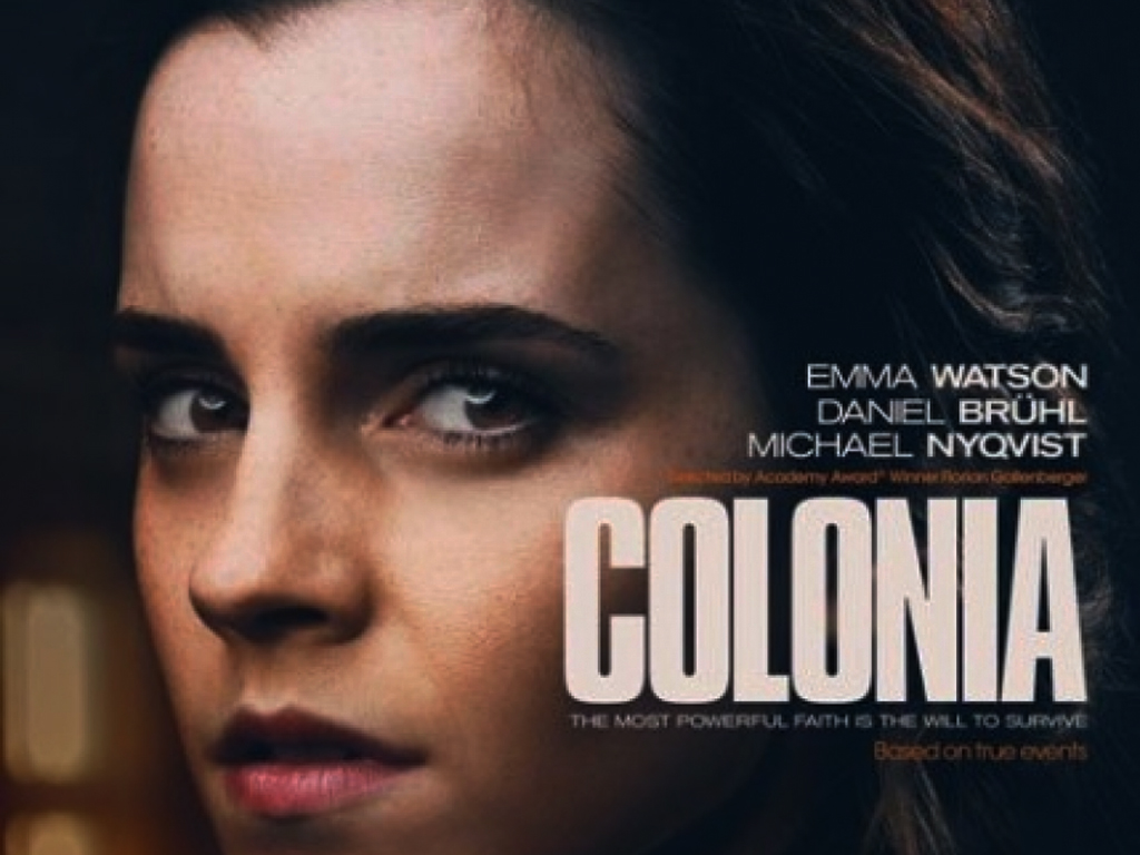 Η αποικία (Colonia) Wallpaper