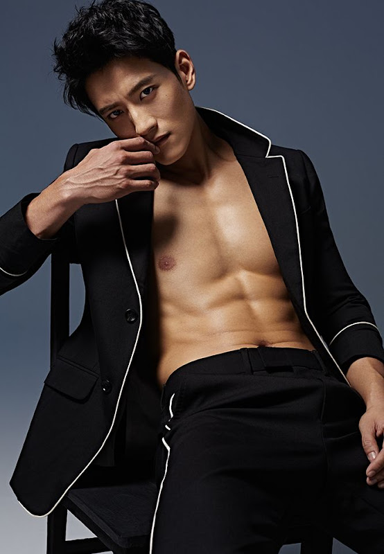 Johnny Zhang Junning China Actor
