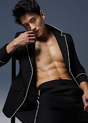 Johnny Zhang Junning China Actor