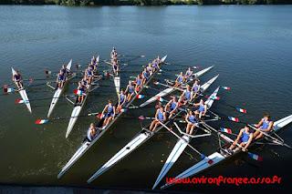 2008-La saison de l'équipe de France d'aviron
