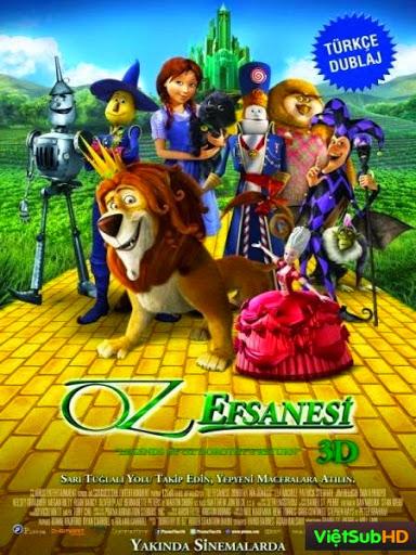 Huyền Thoại Xứ Oz