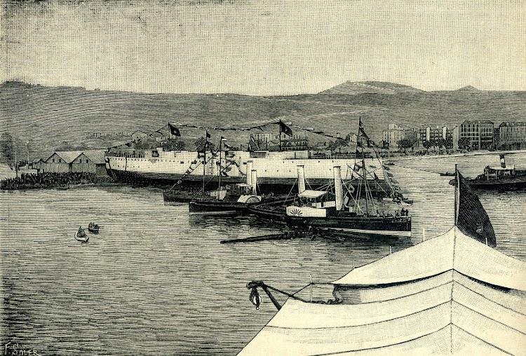 5-Varada del VIZCAYA. De la revista NATURALEZA, CIENCIA E INDUSTRIA. AÑO 1891..jpg