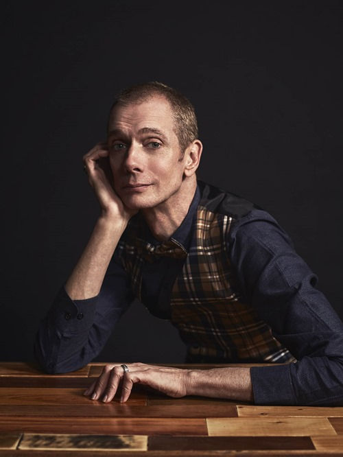 "Doug Jones for Fox Searchlight's ""The Shape of Water."""